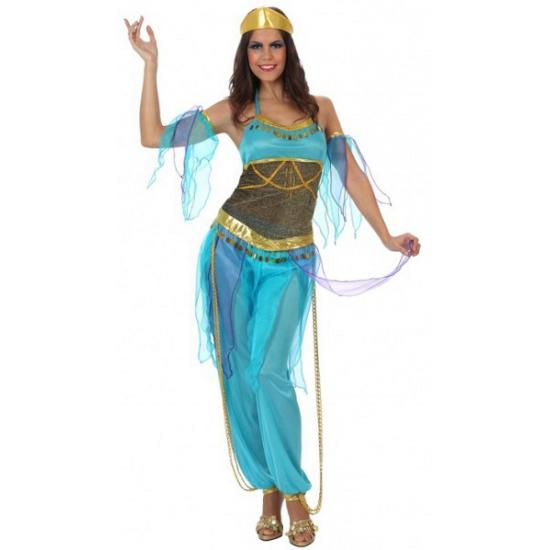 1001-nacht-dames-kostuum-blauw