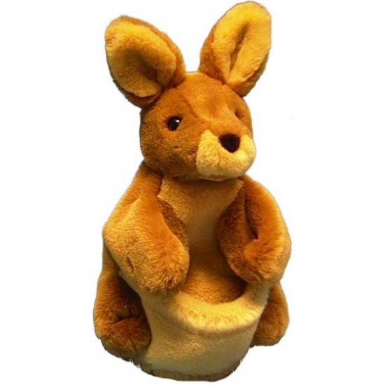 dieren-handpop-kangoeroe