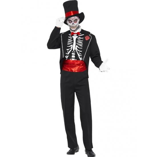 halloween-kostuum-day-of-the-dead