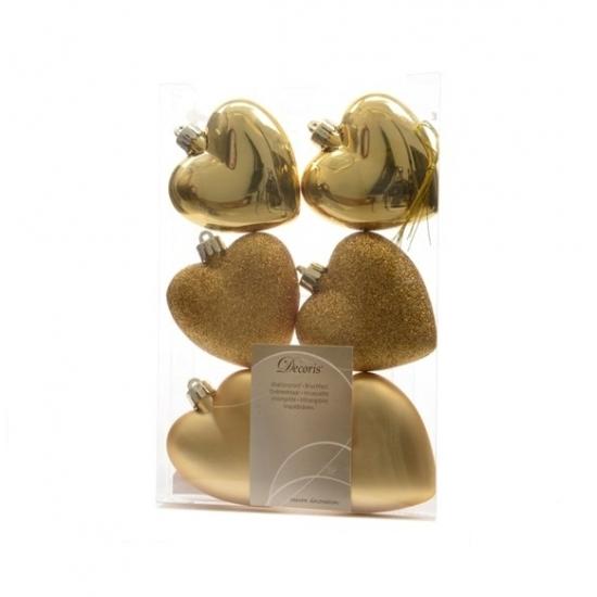 hangende-kerst-hartjes-goud