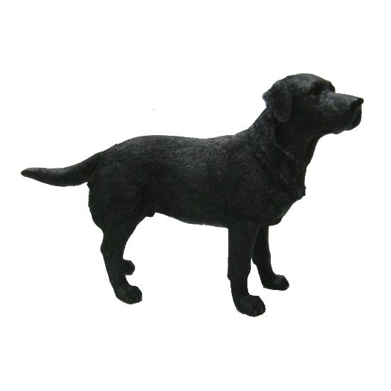 honden-beeldje-labrador-zwart-14-cm