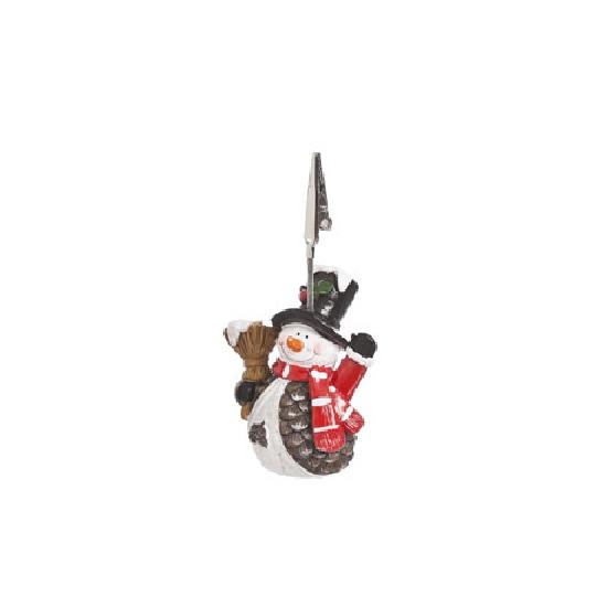 kaartenhouder-sneeuwpop-11-cm-type-1