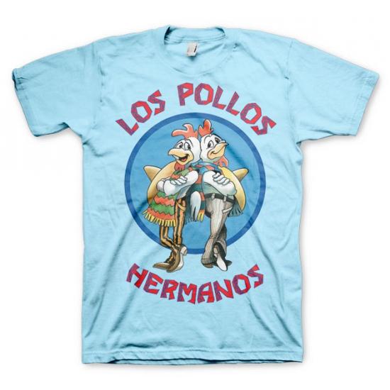 merchandise-shirt-los-pollos-hermanos-blauw