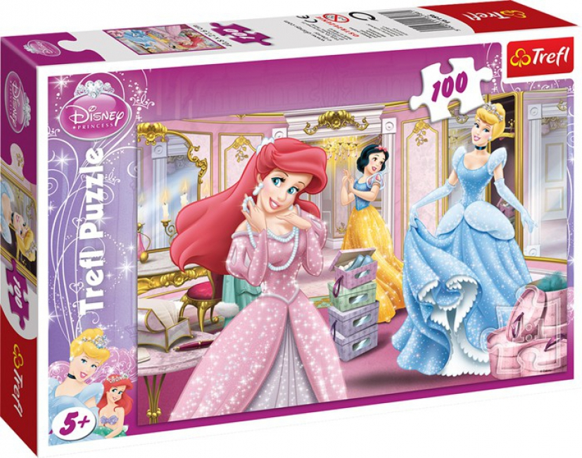 princess-puzzel-100-stukjes