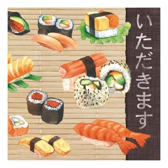 servetten-soorten-sushi-3-laags-20-stuks