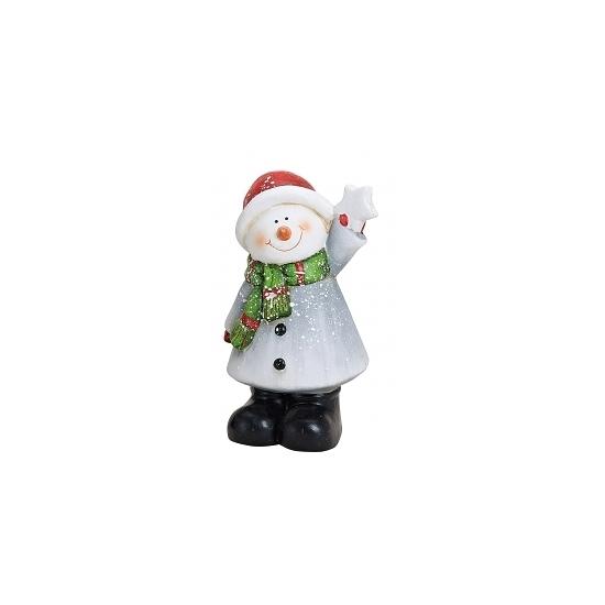 sneeuwmannen-beeldje-21-cm-type-2