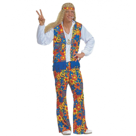 verkleedkleding-hippie-kostuum