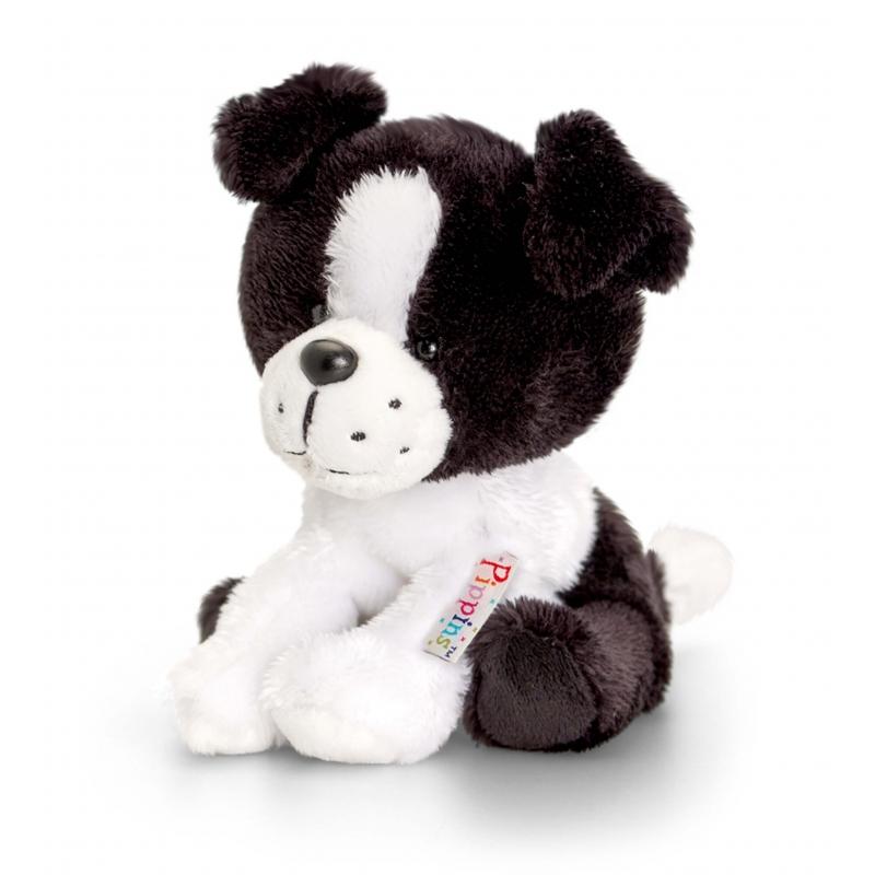 zittende-pluche-honden-border-collie-knuffel-14cm